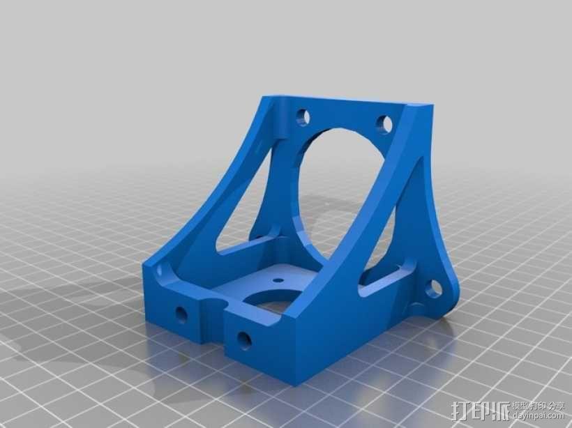 MendelMAX 打印机 3D模型  图23