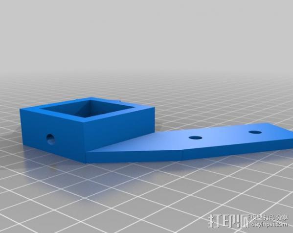 Rostock 打印机 3D模型  图19