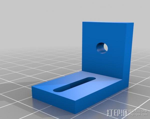 Rostock 打印机 3D模型  图25