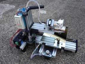 垂直3D打印机 3D模型