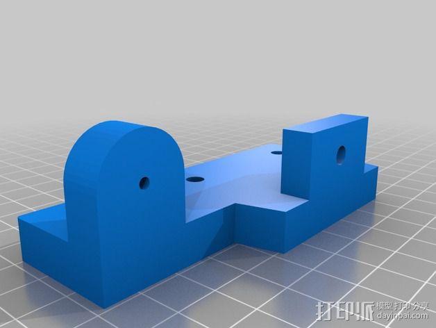垂直3D打印机 3D模型  图2