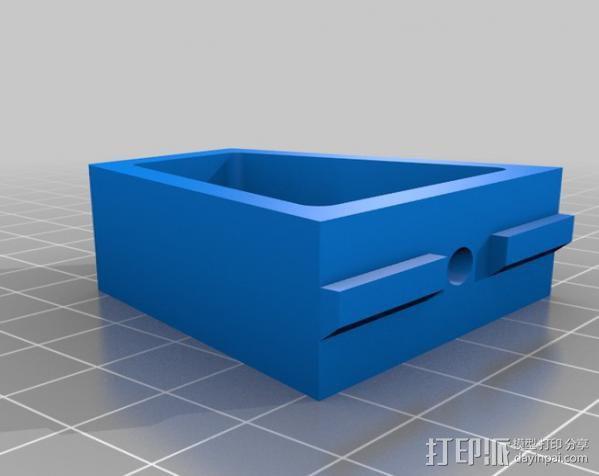 垂直3D打印机 3D模型  图9