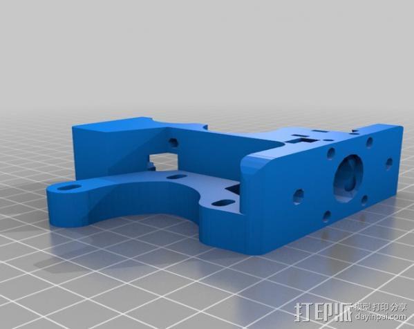 送料机 3D模型  图3