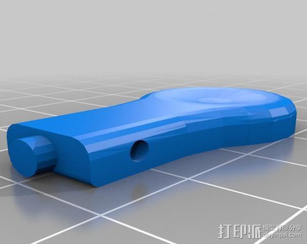 送料机 3D模型  图6