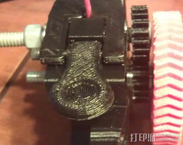 送料机 3D模型  图8
