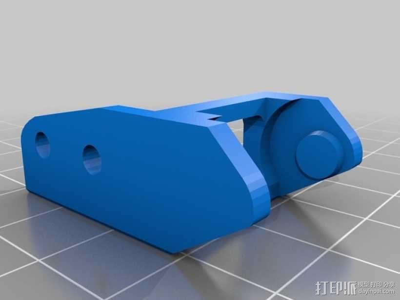 PrintrBot打印机锚链 3D模型  图6