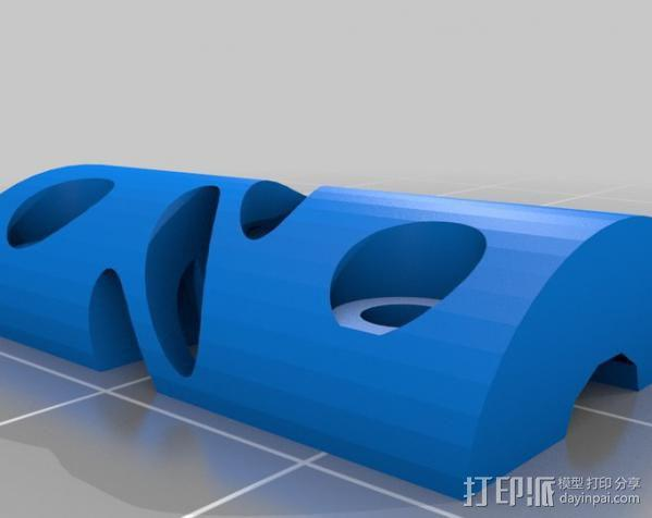 Bukobot 3D打印机 3D模型  图5
