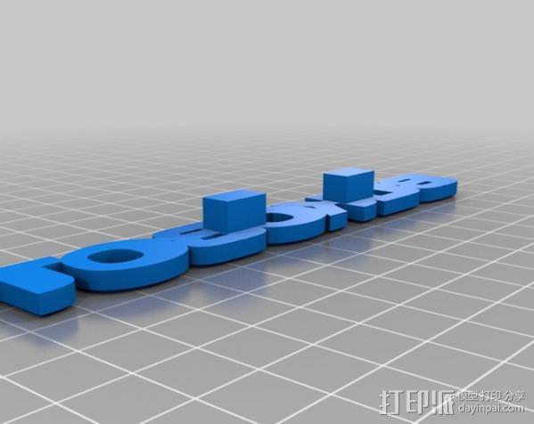 Bukobot 3D打印机 3D模型  图4