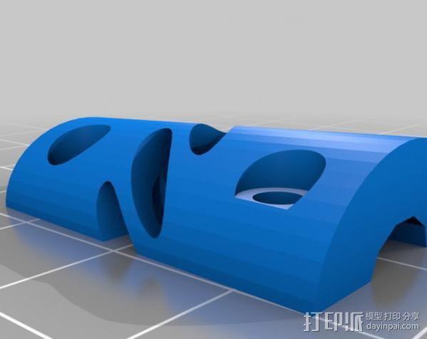 Bukobot 3D打印机 3D模型  图6