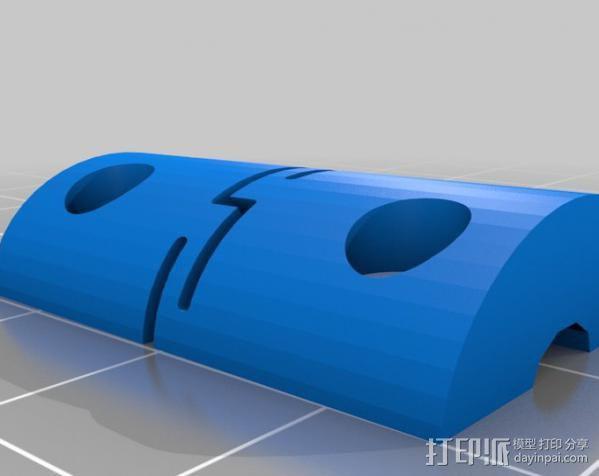 Bukobot 3D打印机 3D模型  图8