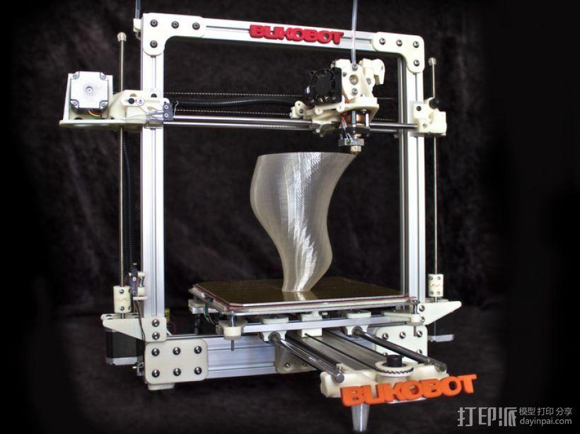 Bukobot 3D打印机 3D模型  图9