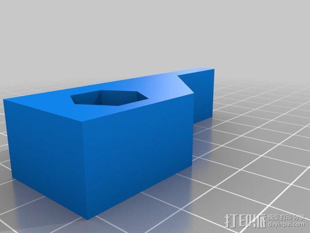 打印机滑块 3D模型  图17