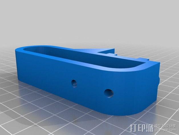 打印机滑块 3D模型  图15