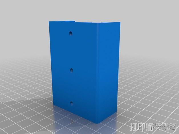 打印机滑块 3D模型  图19