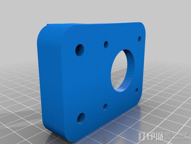 打印机滑块 3D模型  图18