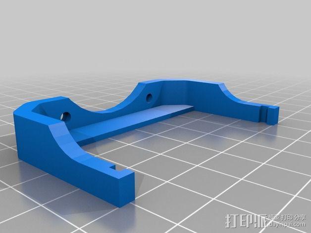 打印机滑块 3D模型  图20