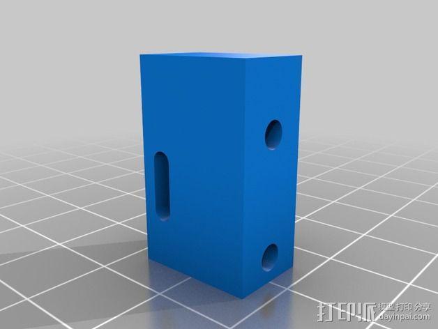 打印机滑块 3D模型  图22