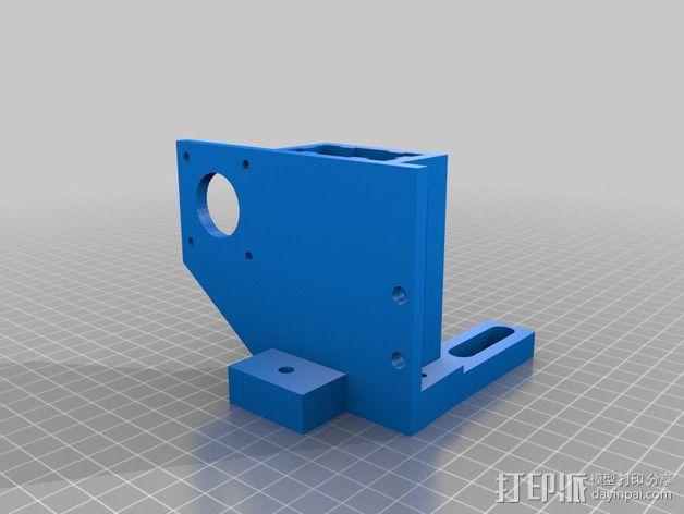 打印机滑块 3D模型  图23