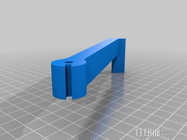风扇支架 3D模型  图9