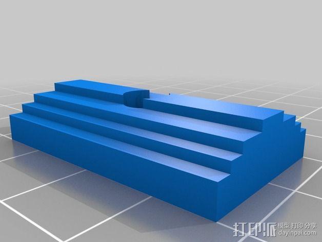 线材驱动轮 导线轮  3D模型  图7