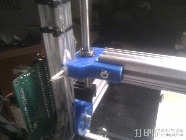 线材驱动轮 导线轮  3D模型  图10