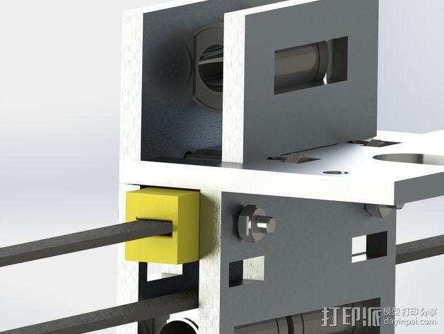 皮带固定器 3D模型  图3