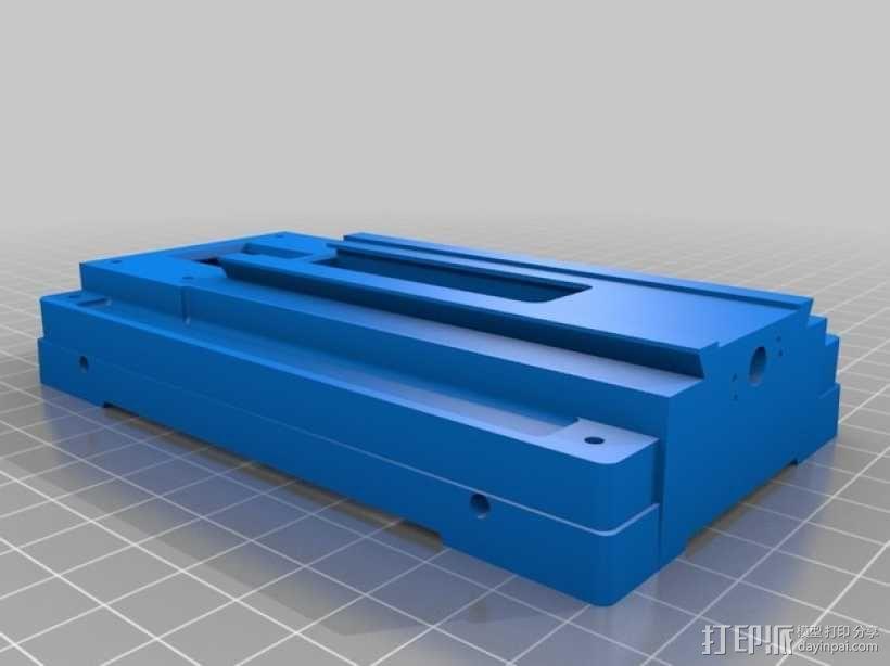 3D打印铣床 3D模型  图8