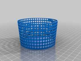 杯套 3D模型