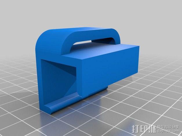 导线器 3D模型  图1