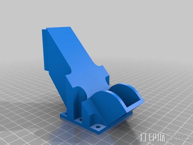垂直漏斗 3D模型  图6
