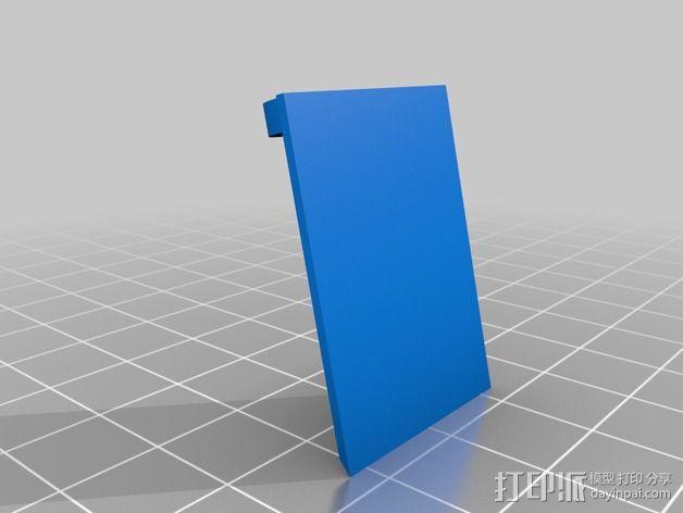 垂直漏斗 3D模型  图7