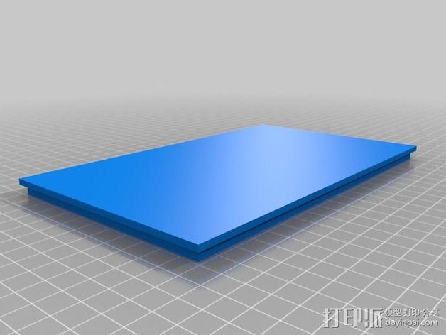 垂直漏斗 3D模型  图8