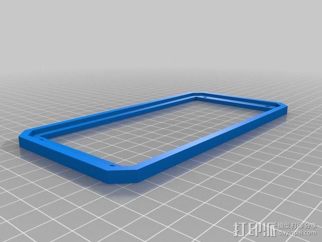 控制器支架 3D模型  图4