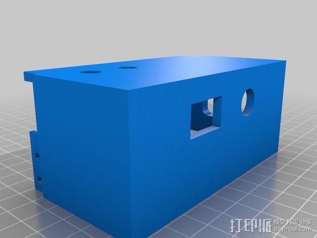 电源保护壳 3D模型  图4