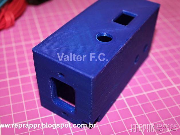 电源保护壳 3D模型  图8