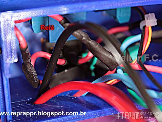 电源保护壳 3D模型  图18