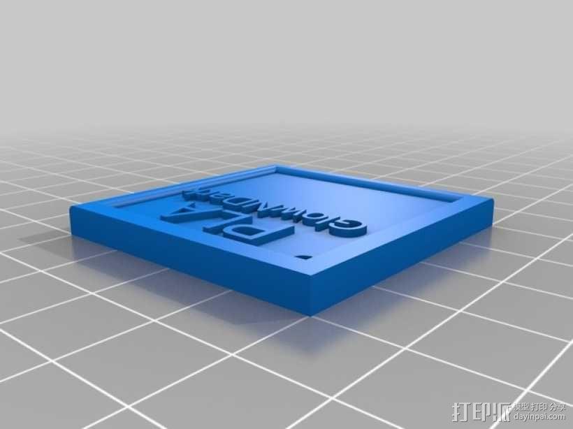 线材样品 3D模型  图3