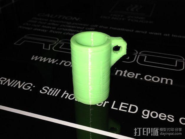 线材清洁器 3D模型  图4