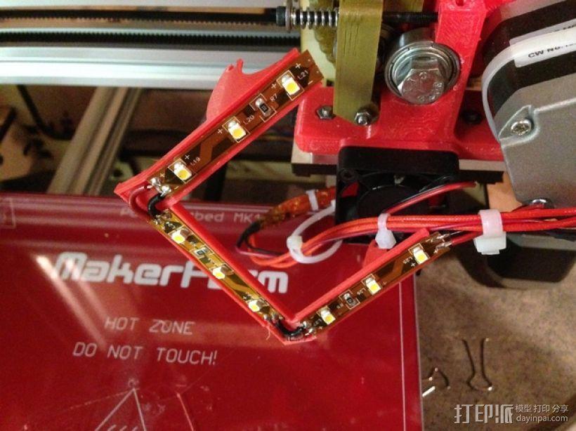 控制器支架 3D模型  图11