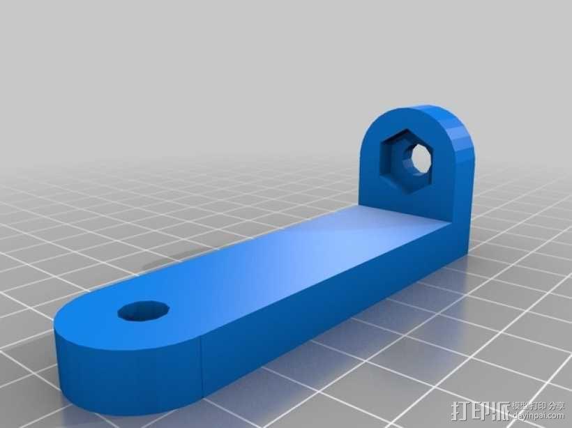 相机脚架 3D模型  图2