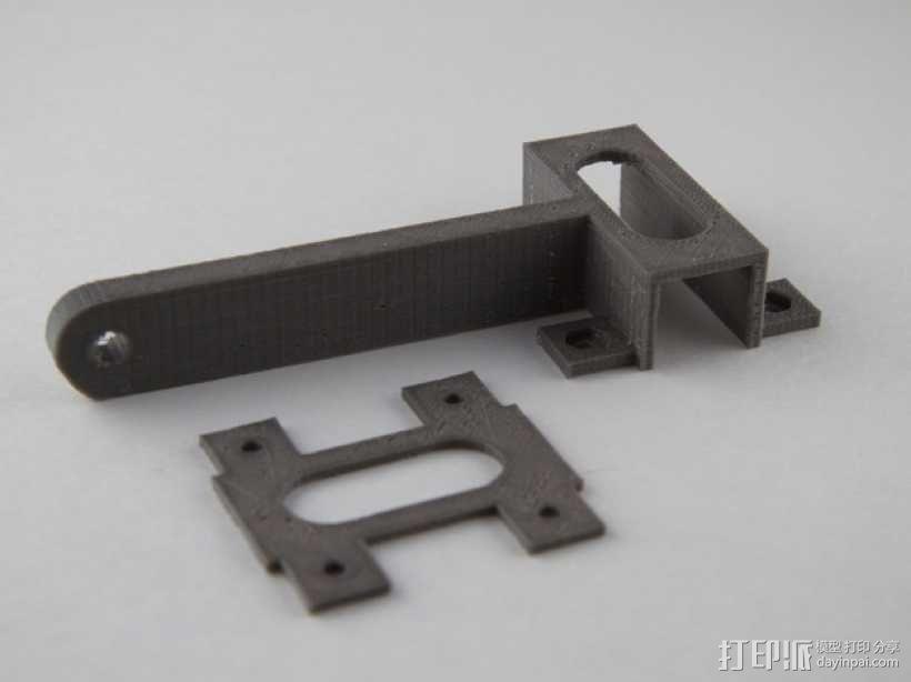相机脚架 3D模型  图5
