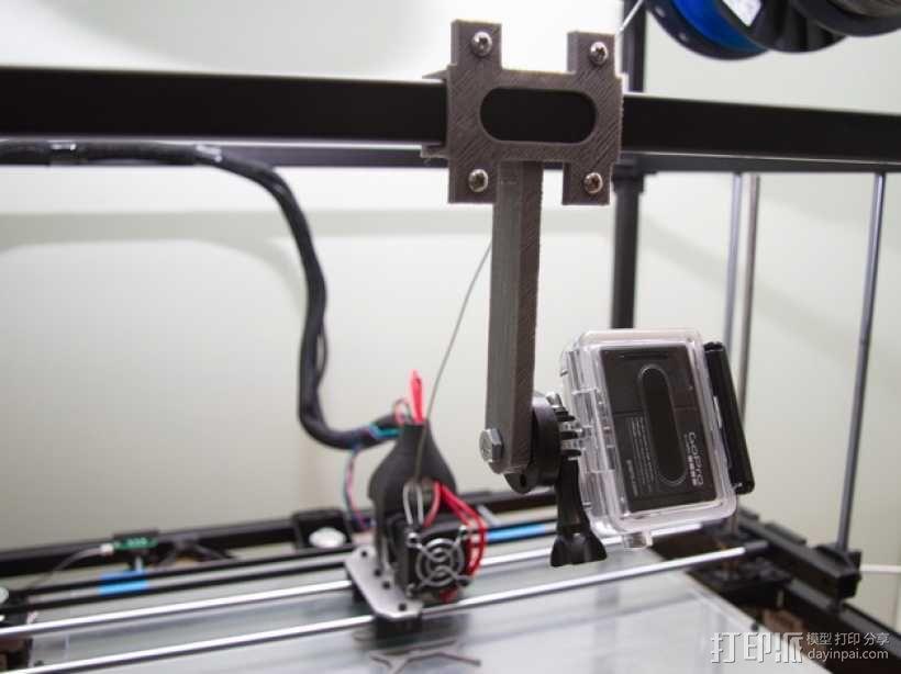 相机脚架 3D模型  图8
