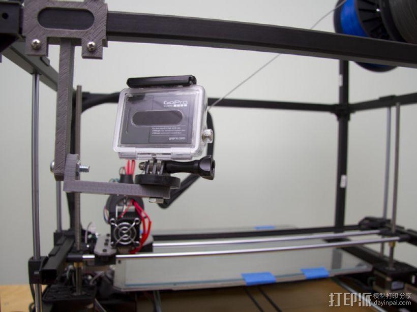 相机脚架 3D模型  图9