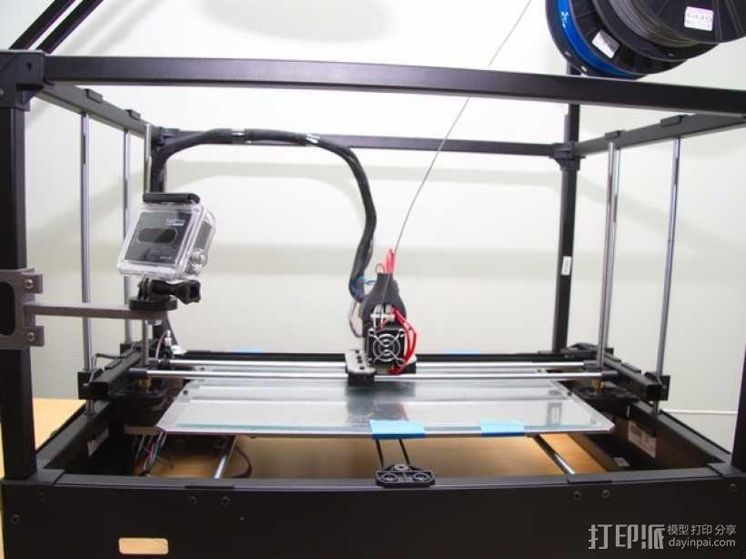 相机脚架 3D模型  图7
