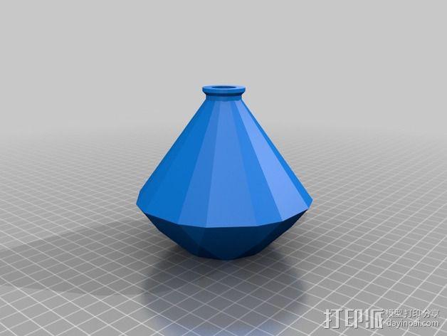 钻石戒指 3D模型  图11