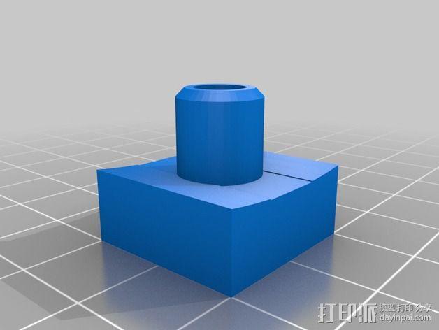 钻石戒指 3D模型  图12