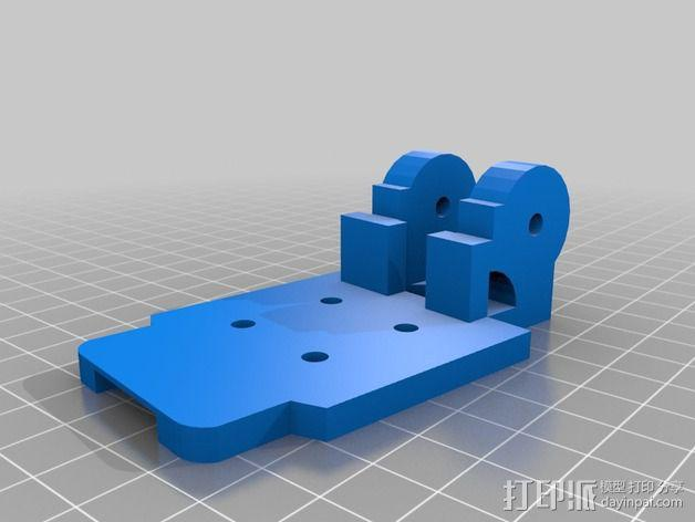 Delta式打印机 3D模型  图8