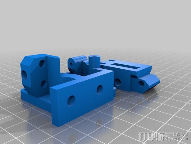 Delta式打印机 3D模型  图9