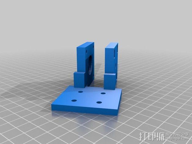 Delta式打印机 3D模型  图10