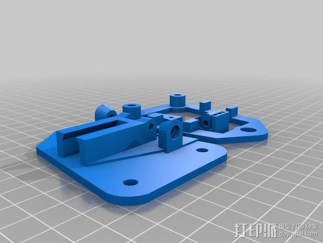 Delta式打印机 3D模型  图11